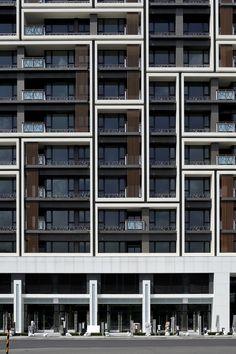 Edificio de Viviendas en Taipei / Chin Architects