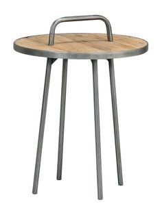 Tesel Side Table from Scandinavian-Inspired Style on Gilt