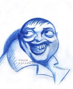 Cartoon: Peter Lorre (medium) by Batfink tagged peter,lorre,caricature ...