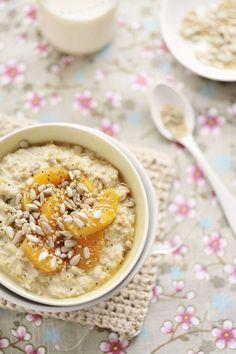 Orange Porridge