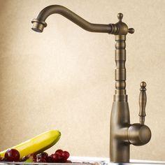 Fabulous Schicken Mehr Wasserhahn der K che Information ber versandkostenfrei k chenarmatur altmessing drehbar bad sp lbecken mischbatterie kran