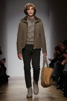 Image - Missoni @ Milan Menswear A/W 2014 - SHOWstudio - The Home of Fashion Film