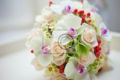 Stock photo of wedding bridal bouquet 41481570 - image 41481570