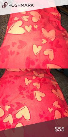 New Lularoe Valentine's Day leggings!! Super cute!!! LuLaRoe Pants Leggings