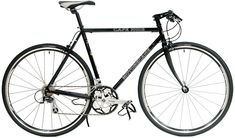 2012 Motobecane Cafe Noir Hybrid 27 speed Bike