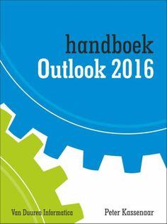 Handboek Outlook 2016  Outlook 2016 is een veelzijdig uitgebreid en krachtig programma dat u gebruikt om te e-mailen uw agenda te beheren taken te plannen en contacten te onderhouden. Dit Handboek is volledig geactualiseerd voor de 2016-editie en gaat uitgebreid in op de vele mogelijkheden van de software. De auteur loodst u speels door de verschillende functies van het programma en de hoofdstukken worden telkens afgesloten met vragen en oefeningen; zo krijgt u Outlook 2016 snel in de…