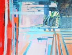 VIEVS Oil Painting On Canvas, Love Art, Saatchi Art, Original Paintings, Fair Grounds, Abstract, Fabric, Artist, Tejido