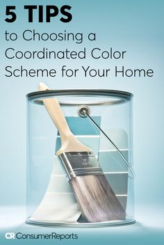 A Fresh Coat Of Paint Is The Easiest Way To Bring New Color To Your Home.  Interior Design ClassesConsumer ReportsInterior ...