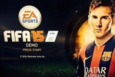 Toimitus testasi FIFA15 -demoa, XBOX360.  http://puoliaika.com/?p=12168 ( #demo #EA #EASports #easports #Fifa #Fifa14 #fifa15 #fifa14 #fifa15 #playstation #playstation4 #playstation4 #pleikkari #Puoliaika #puoliaikatoimitus #puoliaika.com #puoliaika.comtoimitus #xbox #xbox360 #xbox360)