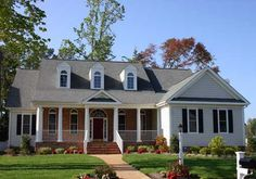 Colonial House Plan with 2296 Square Feet and 3 Bedrooms from Dream Home Source   House Plan Code DHSW29047