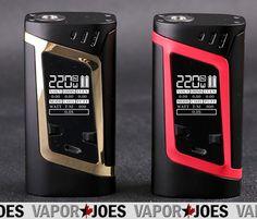 Vapor Joes - Daily Vaping Deals: SMEXY: THE SMOK ALIEN 220W / TC BOX MOD - $50.99 +...