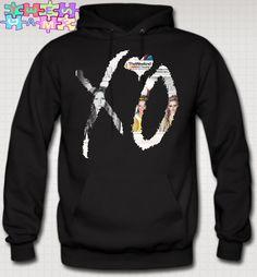 xo the weeknd hoodie ovoxo the weeknd xo the weeknd by TeesGame, $44.94 WANT!!!!