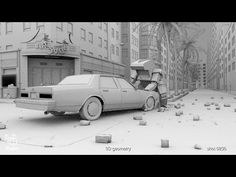 "CGI Vfx Breakdowns HD: ""Kung Fury Vfx Breakdown Arcade Street"" by Fido https://www.youtube.com/watch?v=9_r8cXBFChA"