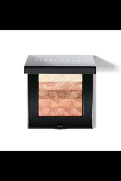 Nectar and nude collection. Limited edition Shimmer brick in Apricot. February 2014.