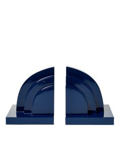 Deco Bookends (Set of 2) by Sparrow Lake at Gilt