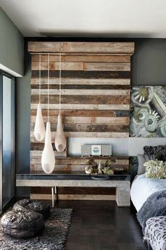 einrichtungsideen fürs schlafzimmer - modern, elegant und ... - Moderne Hocker Fur Schlafzimmer