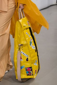 Aalto Spring 2018 Fashion Show Details - The Impression