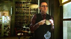 Cup of tea with Finch?
