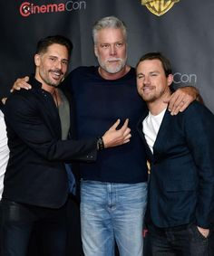 Photos from CinemaCon, the official convention of the National Association of Theatre Owners, in Las Vegas, Nevada. The event will take place from April 20 through the Nwo Wrestling, Scott Hall, Kevin Nash, Las Vegas Photos, Caesars Palace, National Association, Joe Manganiello, April 21, Big Daddy