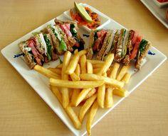 club sandwich - Szukaj w Google