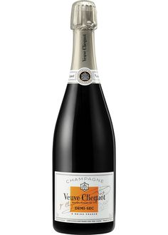 Demi Sec Champagne, Champagne France, Wine Varietals, Baked Pears, Types Of Wine, Veuve Clicquot, French Wine, Peach Blossoms, Sparkling Wine