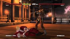 DEAD OR ALIVE 5 Last Round Zack gameplay