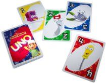 My First UNO: Handy Manny King-Size Card Game