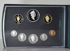 Canada 1999 Mint Proof Set Perfect Uncirculated ** More info could be found at the image url.
