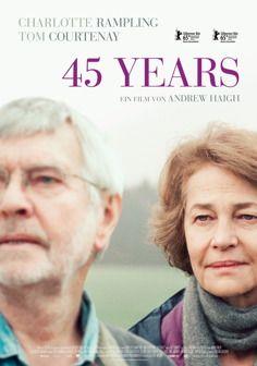 45 Years Film (2015) · Trailer · Kritik · KINO.de