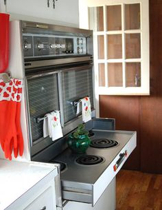 I so want a Frigidaire Flair!!