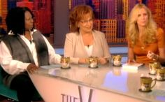 Whoopi Makes A HORRIBLE Mistake When She Thinks It's Ok To Curse Out Ann Coulter On Live TV