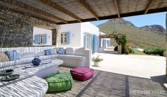 Luxury Serifos Villas, Serifos Villa Naraya, Cyclades, Greece