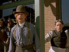 Back to the future part 3.  Seamus mcfly