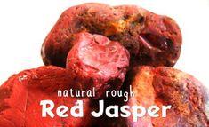 Healing Properties and Meanings of Jasper Gemstone Red Jasper, Jasper Stone, Healing, Blog, Blogging