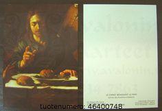 Le Christ bénissant le pain (détail)