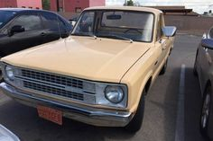 Clean Courier: 1979 Ford Pickup - http://barnfinds.com/clean-courier-1979-ford-pickup/
