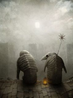 """Whisper"" by Anton Semenov."