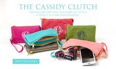 The Cassidy Clutch | jeweboxonline.com