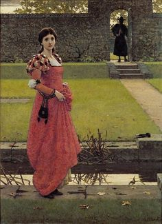 George Dunlop Leslie, In the Wizard's Garden
