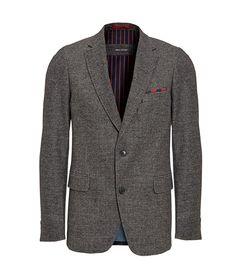 Marc O´Polo - Sakko mit eingenähtem Stecktuch Marc O Polo, Blazer, Jackets, Stuff To Buy, Design, Style, Fashion, Down Jackets, Moda