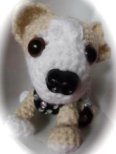 Pitbull puppy #crochet
