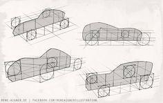 1403718_446451352139543_1441336192_o.jpg 1,200×760 pixels Car Design Sketch, Car Sketch, Sketching Techniques, Industrial Design Sketch, Sketches Tutorial, Car Drawings, Concept Diagram, Presentation Design, Sketch Inspiration