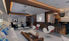 Living #Decor #decoracao #clean #modern #interiores #interiordesign #raduanarquitetura