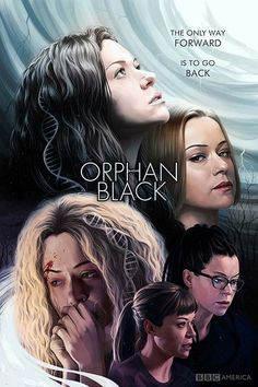 Orphan Black Fan Art Poster Contest: Top 20 Finalists Take a look at some of Clone Club's entries. Orphan Black Paul, Orphan Black Serie, Series Movies, Movies And Tv Shows, Tv Series, Best Tv Shows, Favorite Tv Shows, Favorite Things, Black Art