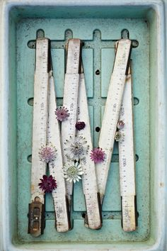 Yesterday I shared my Pastel gardening finds, so today I wanted to share some beautiful gardening photographs from Janne Peters. I adore the stack of pretty pale green, blue and mint potting trays and Lilac Flowers, Aqua Blue, Beautiful Gardens, Color Inspiration, Planting Flowers, Color Schemes, Colours, Gardening, Creative