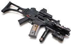 H&K G36C Find our speedloader now! http://www.amazon.com/shops/raeind