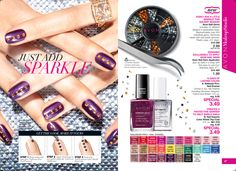 Beautiful nail colors for your holiday parties and daytime outing. Make your nails look fantastic and a show-stopper #Beautifulnails, #AvonMakeup #Avoncolors.