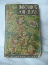 Boy Scout Handbook 1948