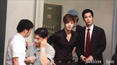 2012.05.26 LDF kim hyun joong サプライズ