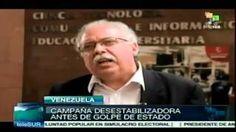 Campañas desestabilizadoras de medios privados en Venezuela